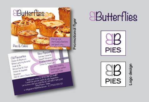 Practical artwork and design logo design and flyer