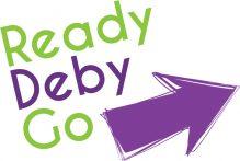 Readydebygo logo